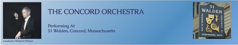 The Concord Orchestra